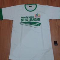 Kaos - Baju - T-shirt Putih
