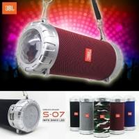 Speaker Bluetooth JbL+LED disko S 07