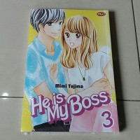 Komik He Is My Boss 3