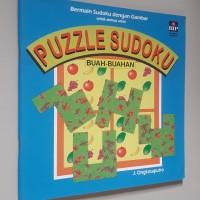 Puzzle Sudoku - Buah-Buahan