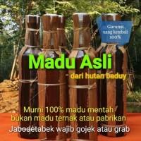 Harga madu hutan baduy asli dan | Pembandingharga.com