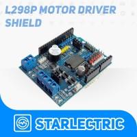 L298P L298 Driver Motor Shield for Arduino
