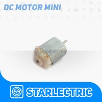Motor DC Mini Dinamo Listrik