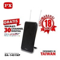 Antena TV Dalam / Digital Indoor Antenna PX DA-1401NP / DA1401NP