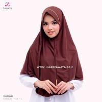 School Series Pramuka Zawaya Hijab Syari Daily Khimar