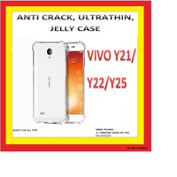 JELLY CASE ULTRATHIN ANTI CRACK SILIKON TEBAL VIVO Y21 Y22 Y25 906666