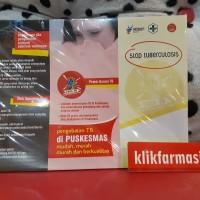 (Hemat Bonus 2 Poster) Leaflet / Brosur Stop TB / Tuberculosis