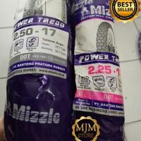 Promo Paketan Ban Mizzle 225-17 Dan 250-17 Power Tread