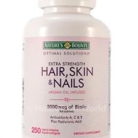 Nature's Bounty Hair Skin And Nails.