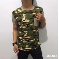 PAKAIAN PRIA Kaoa pria kaos army baju murah kaos murah baju pria 4288