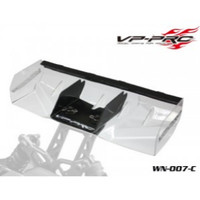 VP PRO 1/8 BUGGY LEXAN WING CLEAR [WN-007-C]