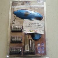Bor Batrai Cas/ tanpa kabel 4.8v benz / 25pcs cordless screwdriver set