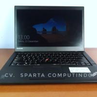 Ready Stok Laptop Lenovo Thinkpad T440S core i7 - 4600 second