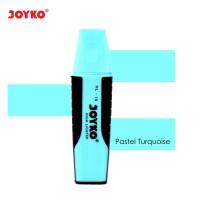 Highlighter / Penanda Joyko HL-10 / Pastel Blue Color