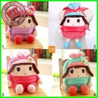 tas ransel boneka karakter animasi anime baby anak Diskon