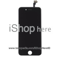 Premium Quality Layar LCD iPhone 6 & Touchscreen. Spare Part - Putih