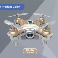 Drone Cheerson RC Quadcopter CX-10W, CX10W Mini Wifi FPV 720P Camera