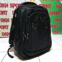 40dc752161 Tas ransel POLO LINE backpack laptop import - Hitam