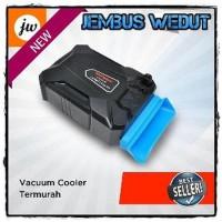 TERLARIS CoolCold Universal Laptop Vacuum Cooler Kipas Berkualitas