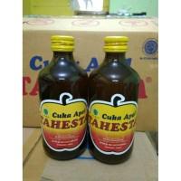 Cuka Apel Tahesta 320ml / 320 ml minuman perawatan kecantikan kulit