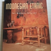 Indonesian Ethnic For Modern Interior Book