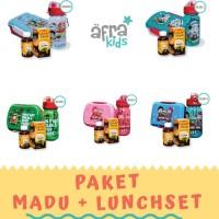 AFRAKIDS - PAKET MADU + LUNCH SET