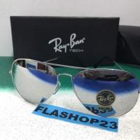e0862e0cbf0 kacamata rayban aviator silver mirror   sunglasses rayban aviator