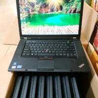 Laptop Bekas Lenovo ThinkPad W530 i7 Ram 8gb Ssd 180gb Paling