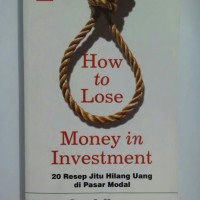 How lose in money investment