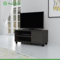 Anya-Living VR-7549 Rak TV Meja - Black Sandal Wood