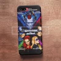 Batman vs Transformers casing hp Oppo F9 Pro A3s F7 F5 A83 custom case