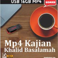 Flashdisk Islami 16 Gb MP4 Kajian Sunnah Khalid Basalamah