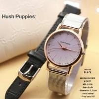 PROMO TERMURAH TERBATAS,,jam tangan wanita HUSH PUPPIES PAKET HP-2019