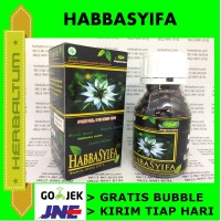 Habbatussaudah / Habbatusauda Isi 200 Kapsul (Habatussauda Minyak)