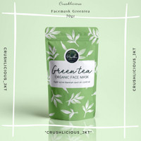 Greentea Mask by Crushlicious gambar 3