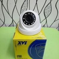 Kamera CCTV Indoor AHD Asli 2MP 1080P Camera Sudut lebar - Putih