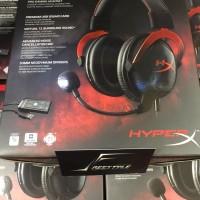 Kingston HyperX Cloud II Gaming Headset Garansi Resmi HyperX 2 Tahun