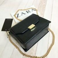 Termurah!! Tas Wanita Zara Morc Croco Original Import 130368f8dd