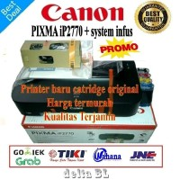 PRINTER INFUS CANON IP2770 NEW