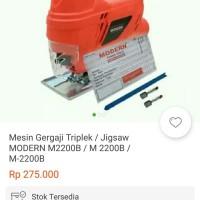 Harga Gergaji Mesin Modern Travelbon.com