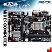 Motherboard Mainboard Intel LGA 1150 Onboard H81 GIGABYTE Back