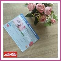 Jual Undangan Pernikahan Amplop Facebook Harga Rp 1 400