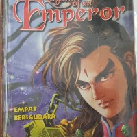 KOMIK BERWARNA : THE LEGEND OF AN EMPEROR NO. 1- 51 (TAMAT)