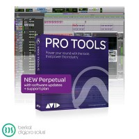 AVID Pro Tools Perpetual (with iLOK)