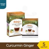 Helmig's Curcumin + Ginger isi 5 sachets