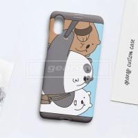 ice bears panda (4) casing hp Zenfone 5 5z Max Pro M1 2 3 custom case