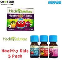Healing Solutions Healthy Kids Pack Essential Oil Kesehatan Anak