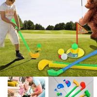 Mainan Golf Anak Belajar Olahraga Konsentrasi Edukasi Sport Toys