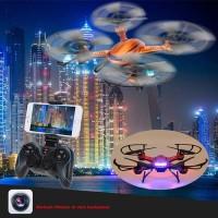 JJRC H12W Quadcopter Drone Wifi dengan Kamera 2MP 720P