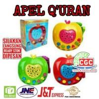 Mainan Edukasi Anak Apel QURAN Appel Alquran Holy Quran Machine Musik